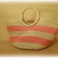 Gebreide tas voor Ibiza