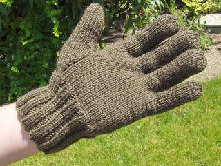 Ouderwetse Handschoenen