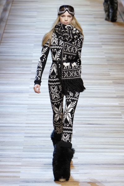 Dolce & Gabbana Milaan 2010