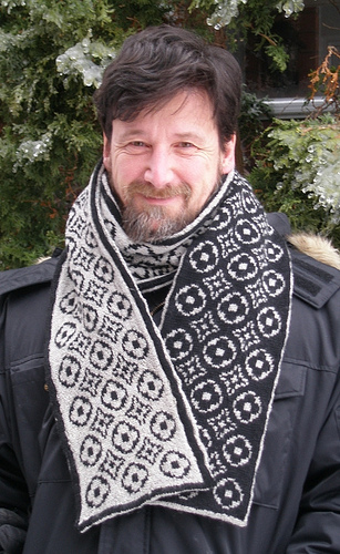 Sjaal voor Mannen