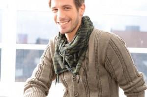 Vest breien voor jongens en mannen