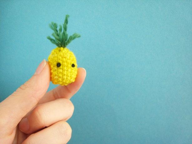 Ananas breien