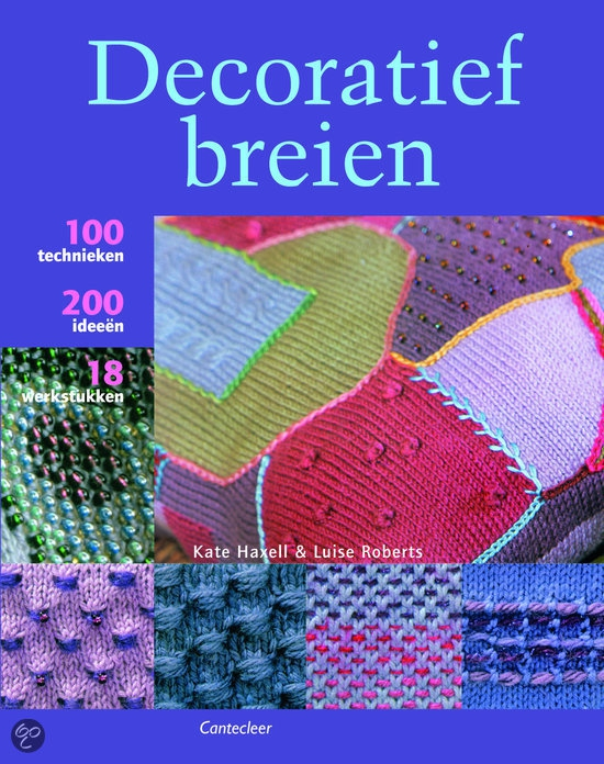 Decoratief Breien