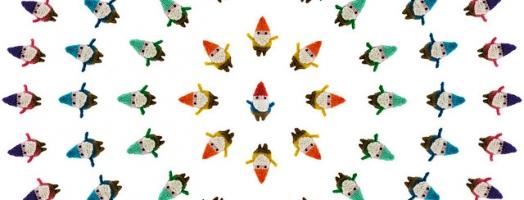 20 geweldige gebreide minifiguurtjes