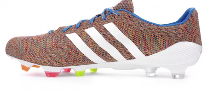 Nieuwe Adidas stappertjes zijn gebreid!