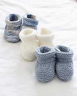 Babysloffen breien