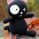 DROPS Donderdag: gehaakte kat Sylvester