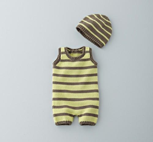 Breipatronen Baby Ouderwets Breien