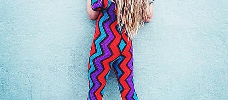 Deze gehaakte broeken heb je nog nooit gezien